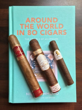 The Time For Me Book And Cigar Sampler - Mild and Relaxing