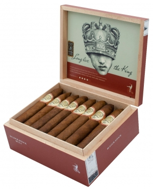 Caldwell Long Live the King Belicoso Cigars