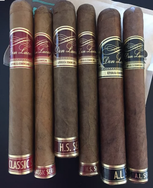 Don Lucas Boutique Cigars All in One Cigar Sampler
