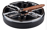 Xikar Burnout Ashtray Chrome
