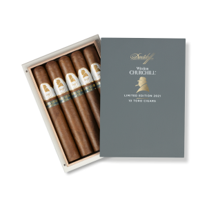 Davidoff Winston Churchill Limited Edition 2021 Toro Cigars