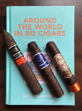 The Time For Me Book And Cigar Sampler - Bold and Balanced