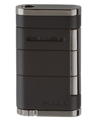 Xikar Allume Single Jet Flame Cigar Lighter Black