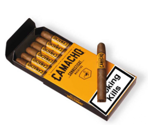 Camacho Connecticut Machitos Cigars