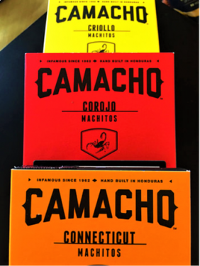 Camacho Machitos Cigar Survival Pack