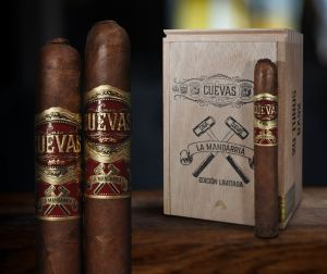 Casa Cuevas La Mandarria Cigars, Single Cigar 6x52
