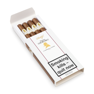 Davidoff Winston Churchill 'Aristocrat' Churchill Cigars