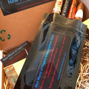 New World of Cigars Monthly Subscription Club
