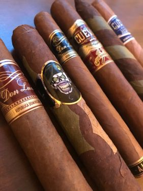 Best Of Our Boutique Cigars Sampler Mk2