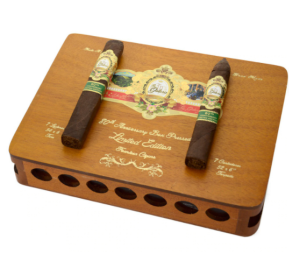 La Galera 80th Anniversary Cigars - Tatty Box