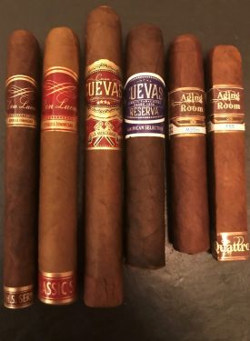 Best Of Our Boutique Cigars Sampler Mk1
