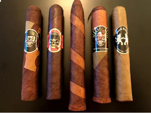 PG - Cigars Sampler Pack