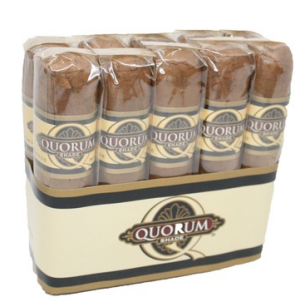 Quorum Shade Short Robusto Cigars