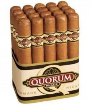 Quorum Shade Grown Robusto Cigars