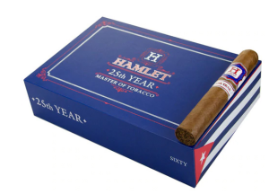 Rocky Patel Hamlet 25th Year Cigars Sixty