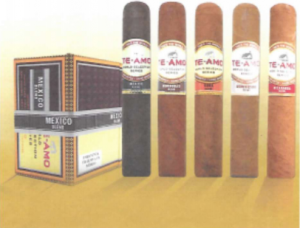 Te-Amo World Series Cuban Cigars Toro, Single Cigar 6x54