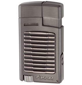 Xikar Forte Single Jet Flame Lighter with Punch G2